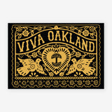 Oaklandish Viva Oakland Puzzle - 200 Pieces