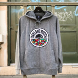 Roots SC Applique Zip Hoody