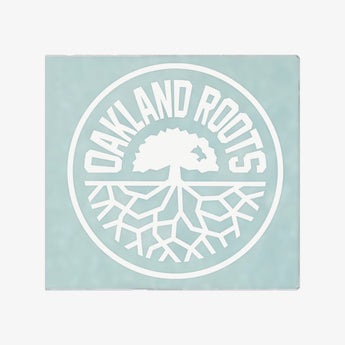 Car Window Decal -  Roots SC Oakland Roots Logo