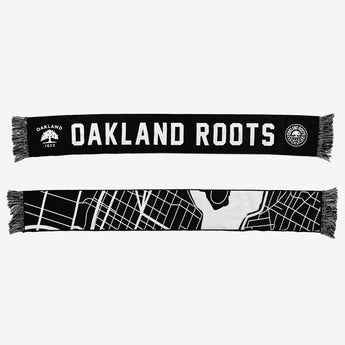Roots SC Woven Scarf - Black