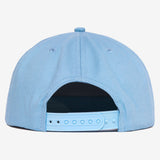 Cap - Roots SC Logo, Cotton Snapback, Unstructured, Blue