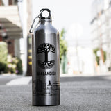 Skyline Aluminum Water Bottle