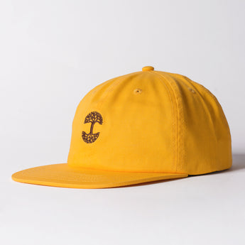 Micro Logo Unstructured Snapback