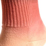 Men's Crew Socks -Oaklandish Logo, Dip-Dyed Dusk Sky Colors
