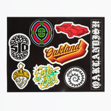 Sticker Sheet SP19