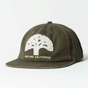 Groundskeeper Unstructured Strapback