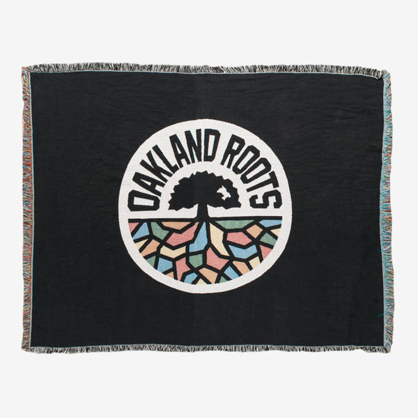 Roots SC Crest Throw