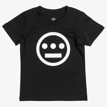 t-shirt - black cotton - hieroglyphics hip hop collective logo -oaklandish