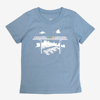 Jolly Trolly Fairyland Toddler Tee | 100% Cotton