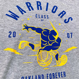Toddler Thunder School Tee | Warriors X Oaklandish