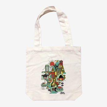 Town Toonz Tote