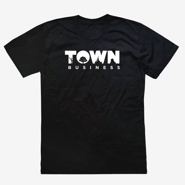 Town Business Tee