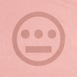 Women's Hiero Classic Logo Tee in Rose - 100% Cotton