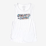 Women's Oakland is Proud Tank