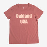 Women's Oakland USA by DopeOnly