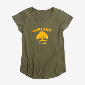Women's Oakland Flag