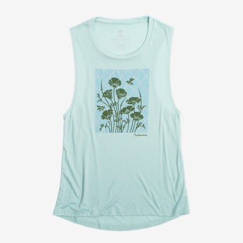 Women's Poppy Fence Tank