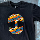 Thunder Tree Tee | Warriors X Oaklandish