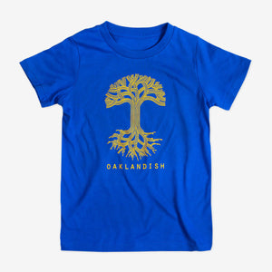 Youth Oaklandish Classic Logo Tee