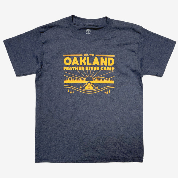 Youth Oakland Feather River Camp Tee