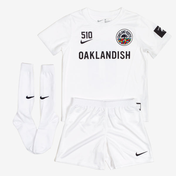 Kids Roots SC Nike Kit White