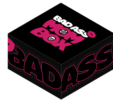 6 Month Subscription MOST POPULAR! (includes free shipping) - BAD A$$ MOM Box