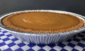 Pumpkin Pie by Bang Bang Pie
