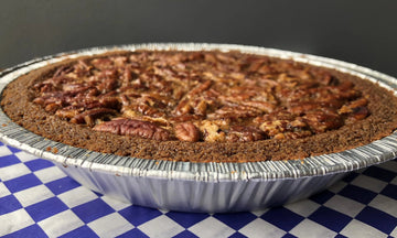 Chocolate Pecan Pie by Bang Bang Pie