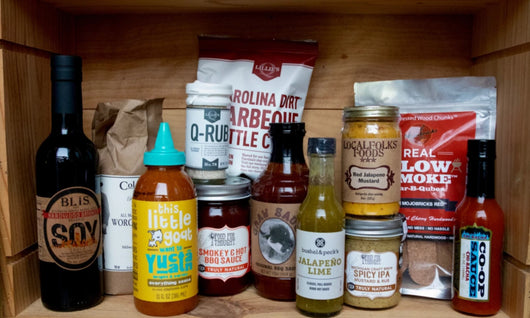 The BBQ Lover's Box