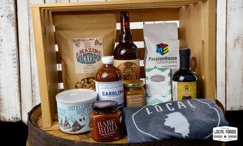 Illinois Favorites Gift Box - Item Available for Pick-Up Only*