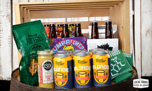 Midwest Beer Lover Gift Box - Available for in-store pick-up only*