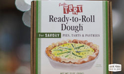Rustic Tart's Ready-to-Roll Dough for SAVORY Pies, Tarts and Pastries