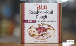Rustic Tart's Ready-to-Roll Dough for SWEET Pies, Tarts and Pastries