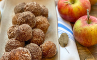 Apple Cider Doughnut Bites