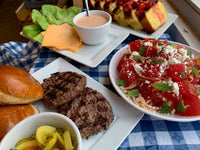 4th of July Grilling Kit- B&L Burgers