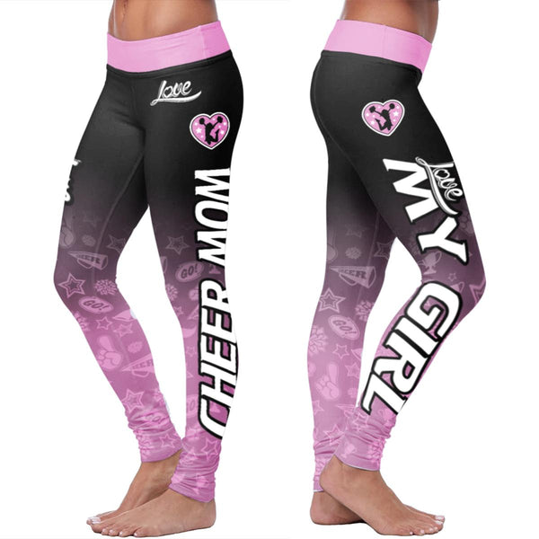Cheer Mom Leggings