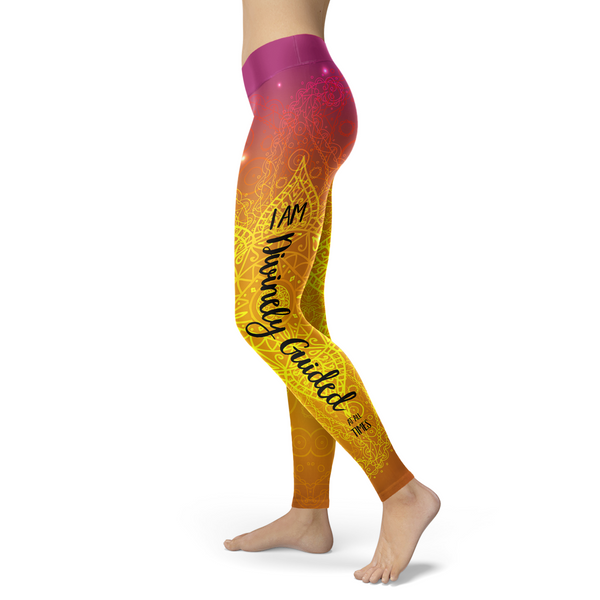 Divinely Guided Leggings
