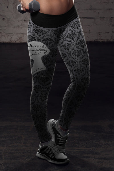 Obstinate Headstrong Girl Leggings