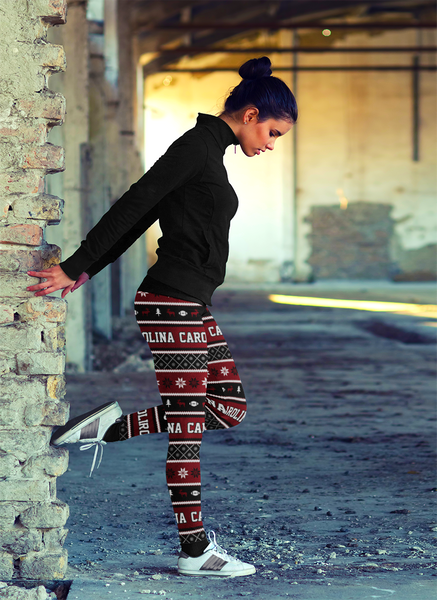 """Ugly Christmas"" Leggings 8"