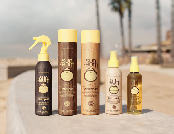 Shop Sun Bum Hair Care at Coral & Calypso