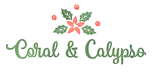 Coral & Calypso Holiday Logo