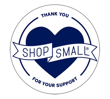 Thank you for supporting small business!