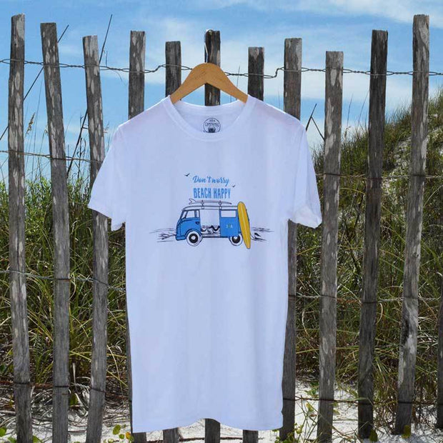 30A® Don't Worry, Beach Happy Tee