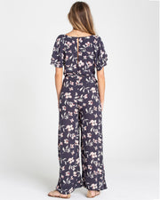 Billabong® Fluttering Heart Jumpsuit (Ink)