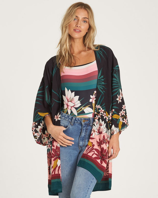 Billabong® Paradise Palms Top