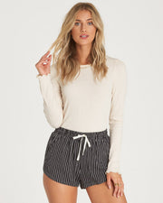 Billabong® Road Trippin Short (Black Stripe)