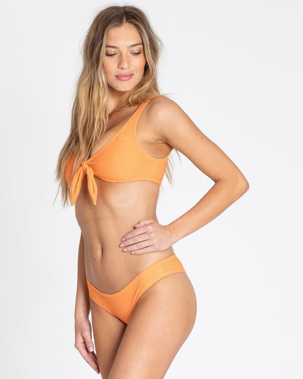 Billabong® Tanlines Tropic Bikini Bottom (Mandarin)