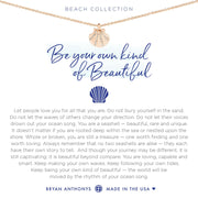 Bryan Anthonys Be Your Own Kind Of Beautiful Necklace - Rose Gold