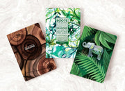Earth Element Roots Journals by Cherish Flieder