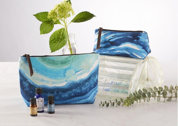 Water Element Tranquility Pouches by Cherish Flieder